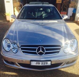 2006 Mercedes-Benz CLK280. Only 68,000 klms! Coupe with sunroof. Greenway Tuggeranong Preview
