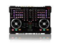 DJ Mixer/Midi controller American Audio VMS4.1 with Case