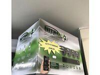 OYN-X NITR 4x CCTV Security System 1080p