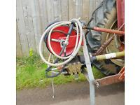 Pto driven power washer working perfectly