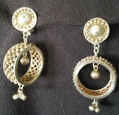 A pair of vintage clip on earrings OLD for period costume](Costumes For A Pair)