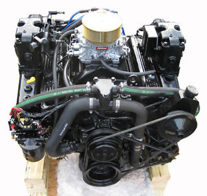 5.7 L Mercruiser Engine Alpha 260Hp V8 GM 350 Complete Marine Motor IO BRAND NEW