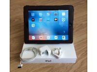 Apple iPad 9.7'' Screen 16GB Wi-Fi Silver Colour With Casing And Box - In Excellent Condition