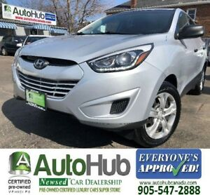 2014 Hyundai Tucson GL-HEATED SEATS-BLUETOOTH-ONE OWNER