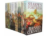 Sharpe Book Collection - 19 books in very good condition