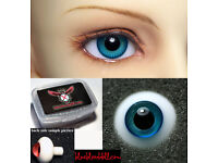 1//3 1//4 1//6 bjd 16mm grapes color glass doll eyes dollfie Luts #ES-04 ship US