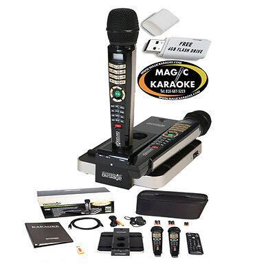 2017 ET28KH Magic Sing OnStage Karaoke 5145 TAGALOG ENGLISH Song 2 wireless Mic