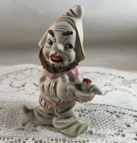 Campoly Porcelain Troll Elf Made in Spain 1950-1959