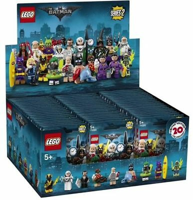 Lego 71020 - The Lego Batman Movie Minifigures Series 2 - New in open bag