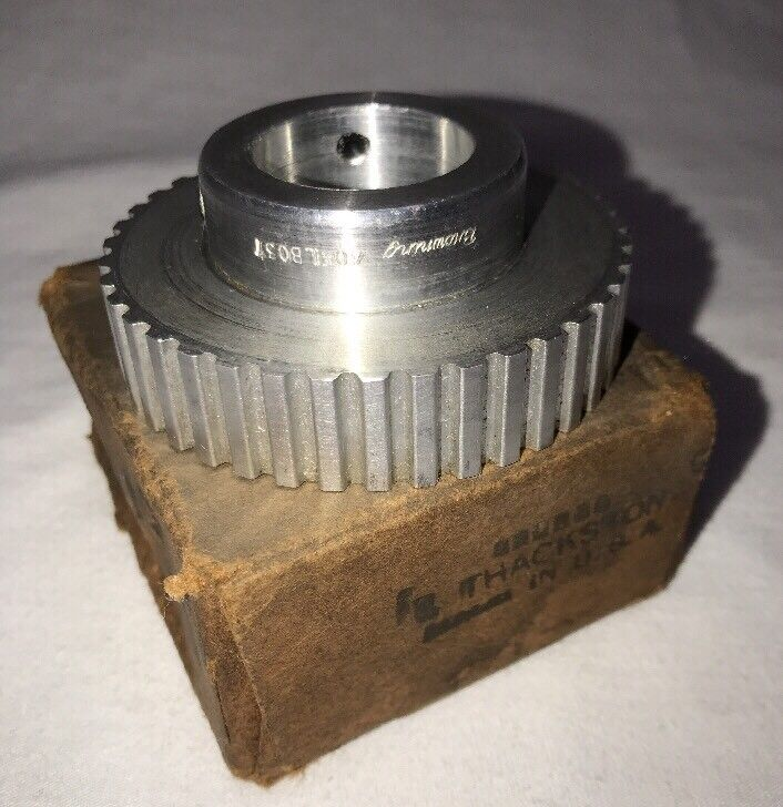 """Pulley Timing 40XLBO37 Browning 1.0"""" Bore Belt Gear Drive"""