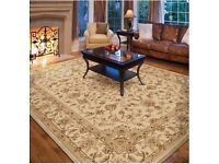 Luxurious Large soft pile carpet rug. Made in USA