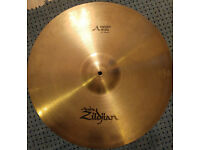 "Zildjian A-Custom 21"" Sweet Ride"