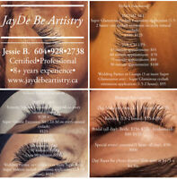 Experience Professional Eyelash Extensions