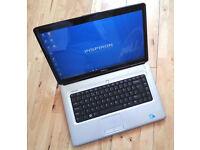 "Dell Inspiron Gaming Laptop - BIG 15.6"" Screen - Intel 2.0GHz - Radeon HD 4300 - 4Gb - Win7 64Bit"