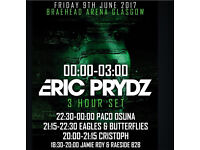 Eric Prydz Tickets 2 for £60