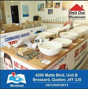 [Decoraport.ca] Lavabo de Salle de bain&Cuisine -Open Box ★50% West Island Greater Montréal image 6