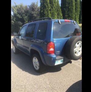 2004 Jeep Liberty- great for parts