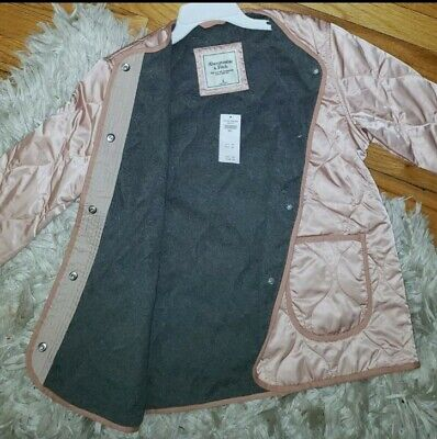 Abercrombie & Fitch Womens Jacket S