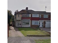 3 bedroom house on Orchard Way Leagarve next to Junction 11 of M1 Motorway
