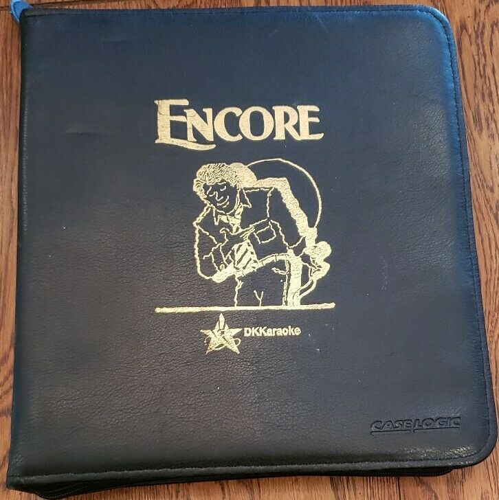 Original DK Karaoke Discs Millennium / Encore Collection DKG 2001 - 2035 CD