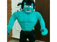 Brand New Halloween Hulk XL
