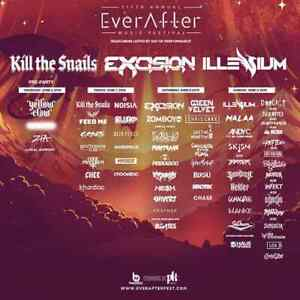 4 Day Ever After Music Festival Hard Copy Tickets