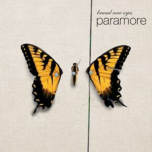 PARAMORE ( BRAND NEW CD ) BRAND NEW EYES ( IGNORANCE / BRICK BY BORING BRICK )