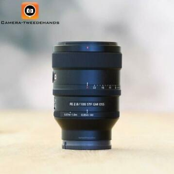 sony fe 100mm 2.8 stf gm oss