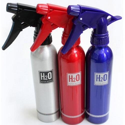 ALUMINUM SPRAY BOTTLE WATER 300ML