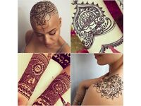 Henna tattoos in belfast NI