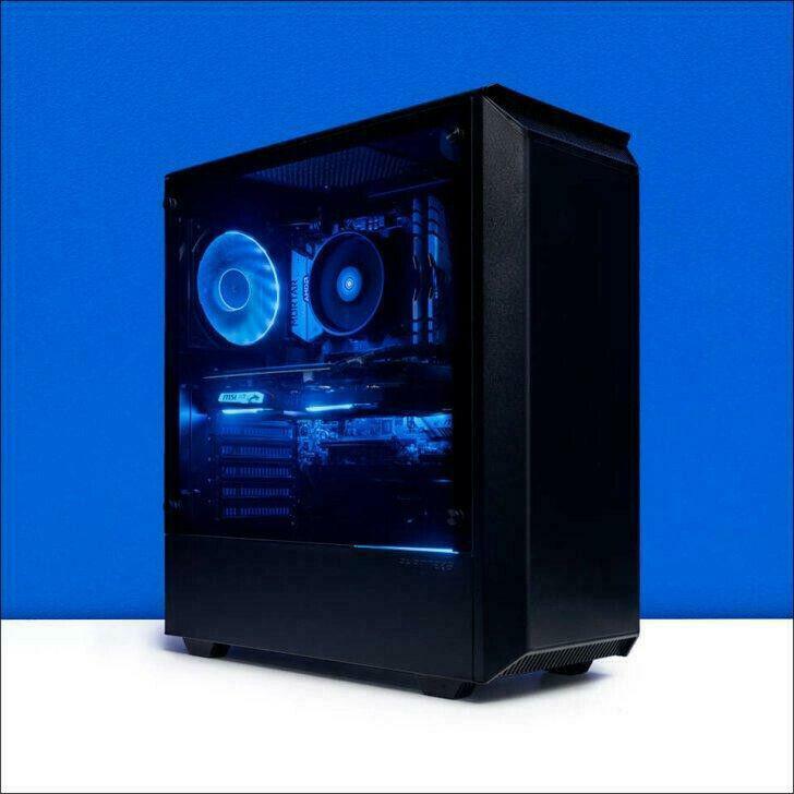 Game Pc : Ryzen 5 2600, 16gb ddr4, GTX 1660 ti