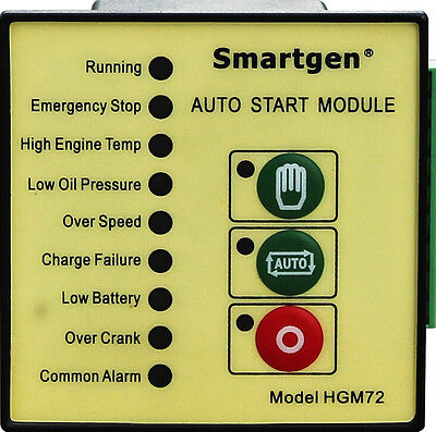New Automatic Engine Control Module Hgm72