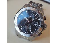 Tag Heuer aqua race calibre 16 Automatic.