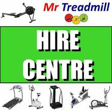 HIRE CENTRE   Mr Treadmill   FITNESS EQUIPMENT AVAILABLE FOR HIRE Hendra Brisbane North East Preview