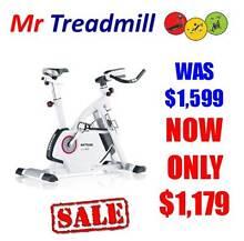 KETTLER GIRO GT Spin Bike | **MASSIVE SAVINGS** | Mr Treadmill Hendra Brisbane North East Preview