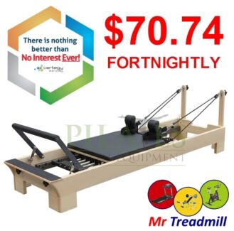 HAS IT BEEN YOUR DREAM TO OWN A PILATES REFORMER?? Mr Treadmill Hendra Brisbane North East Preview