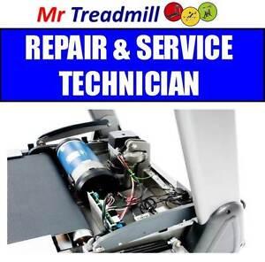 REPAIR & SERVICE - Fitness Equipment | Mr Treadmill Gordon Park Brisbane North East Preview