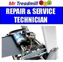 REPAIR & SERVICE - Fitness Equipment | Mr Treadmill Hendra Brisbane North East Preview