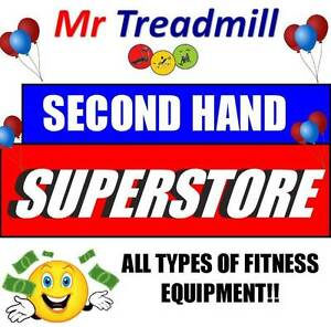 SECOND HAND SUPERSTORE!!! Current Used Stock | Mr Treadmill Hendra Brisbane North East Preview