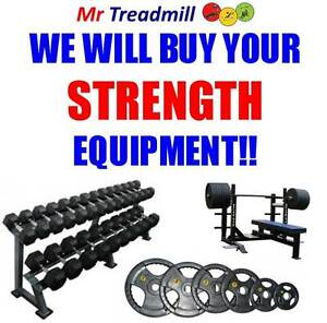 WE WILL BUY YOUR STRENGTH EQUIPMENT!! | Mr Treadmill Geebung Brisbane North East Preview