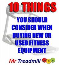 MUST READ!! BEFORE PURCHASING | Mr Treadmill Hendra Brisbane North East Preview