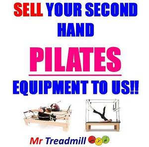 SELL YOUR PILATES EQUIPMENT TO US!! | Mr Treadmill Hendra Brisbane North East Preview