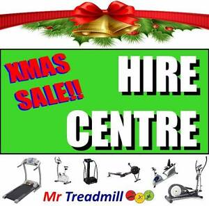 HIRE CENTRE | XMAS SALE!! >> FREE HIRE MONTHS!! | Mr Treadmill Geebung Brisbane North East Preview