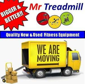MR TREADMILL HAS MOVED !! NOW BIGGER & BETTER!! Geebung Brisbane North East Preview