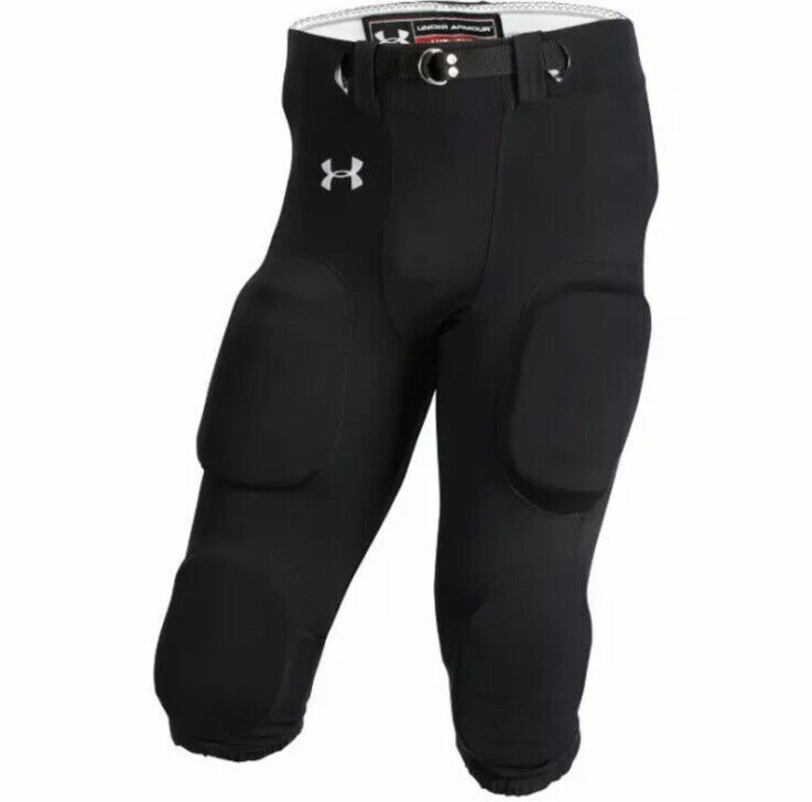Under Armour Youth Instinct Football Pants New Black UFP535Y