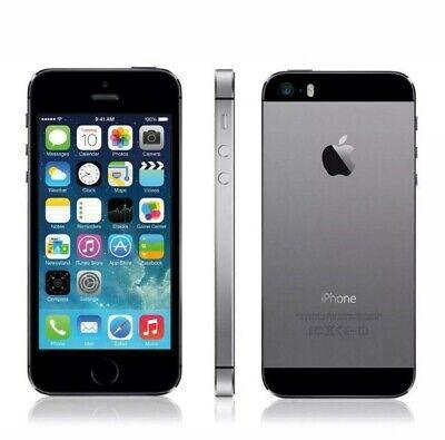 Apple iPhone 5S 16GB Space Grey Unlocked Smartphone Good Condition