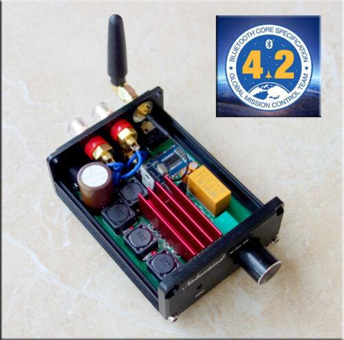 2.0 HIFI level TPA3116 digital amplifier board TPA3116D2 + Bluetooth 4.2