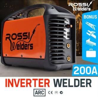 Welder Inverter ARC 200Amp Welding Machine DC iGBT Stick Portable