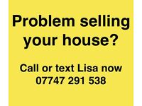 Problem selling your house?