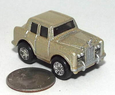 Small Toy Cars (Small MC Toys Rolls-Royce Silver Shadow Pull Back)
